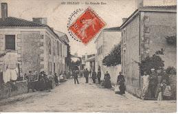 Grande Rue à Irleau