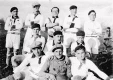 Equipe de foot de l'Union Sportive Paysanne d'Irleau, saison 1932-1933