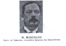 Mr Gustave Marchand