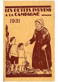 Couverture de la revue 1931