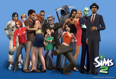Download The Sims 2     PC   (  REUPADO )
