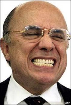 Resultado de imagem para henrique meirelles rindo
