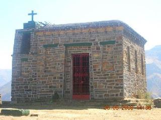 Capilla de Cantamarca