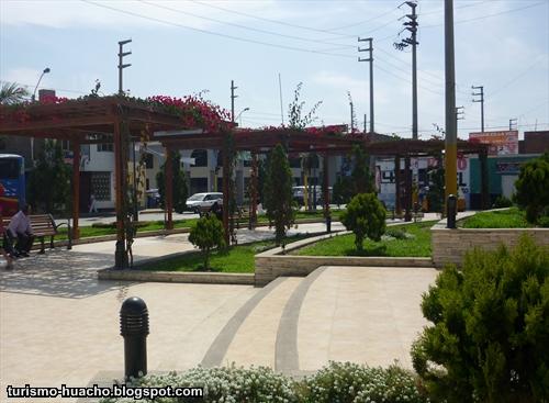 Plaza de Armas de Pativilca