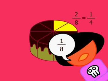 Fracciones con Troncho y Poncho