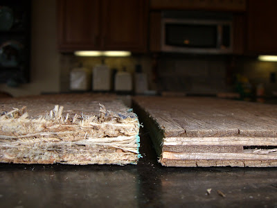 Cascade west osb vs plywood for Plywood sheathing thickness