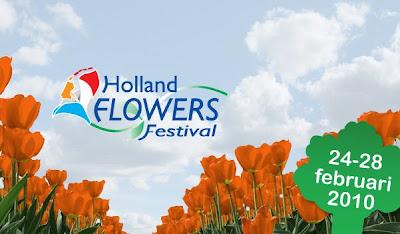 Festiwal Kwiatów w Holandii 2010