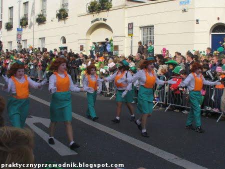 Irlandia Święty Patryk