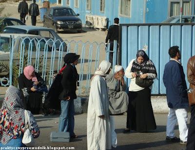 ulica w Kairze
