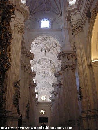 Granada Katedra Hiszpania