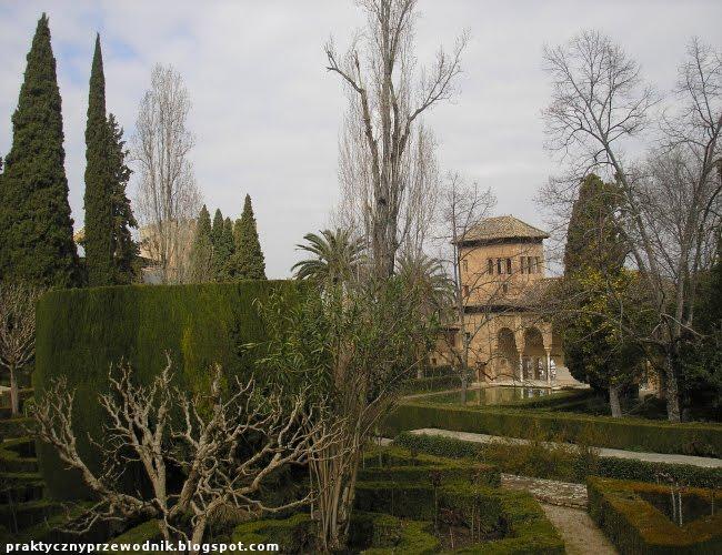Alhambra Granada Hiszpania