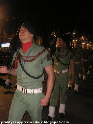 Malaga Semana Santa zdjęcia