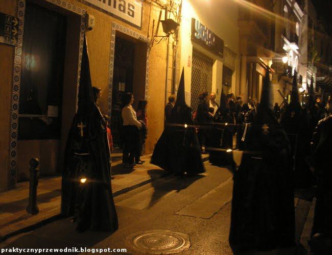 Andaluzja Semana Santa w Algeciras