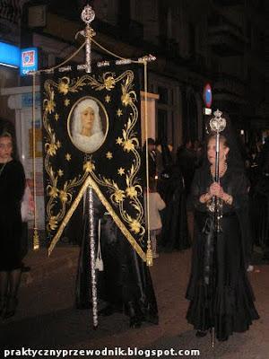Semana Santa w Algeciras Andaluzja