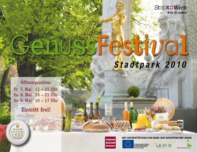 Wiedeński Festiwal Smaku 2010 Wiener Genussfestival