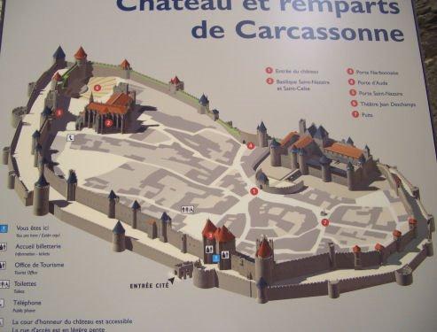 Carcassonne Zdjęcia