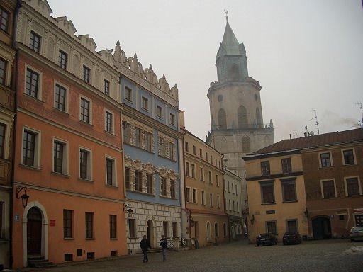 Lublin Wieża Trynitarska