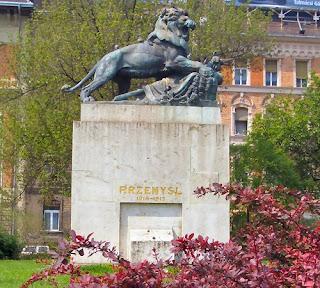 Pomnik Przemyśl w Budapeszcie