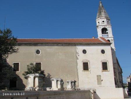 Zadar Cerkiew serbska