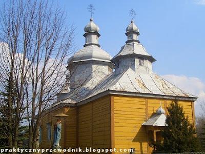 cerkiew parafialna prawosławna Bartne