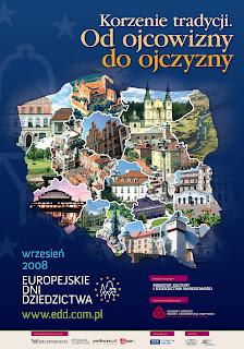 Europejskie Dni Dziedzictwa 2008
