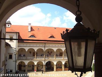Zamek w Niepołomicach