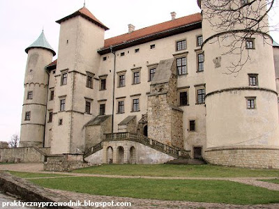 Zamek w Nowym Wiśniczu