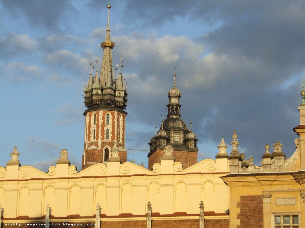 Wieża Mariacka Kraków