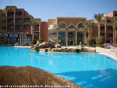 Wakacje w Egipcie Hurghada hotel