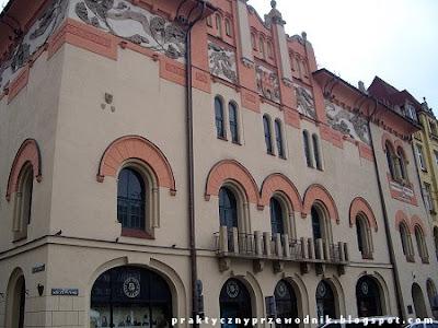 Kraków Stare Miasto zdjęcia mapa
