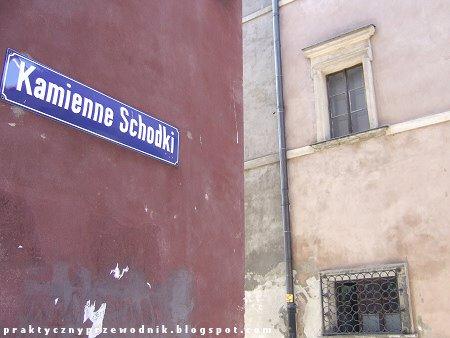 Warszawa Kamienne Schodki