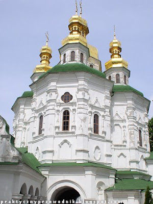 Kijów Ławra Kijowsko - Peczerska