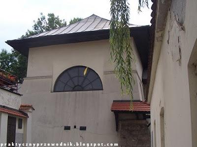 Synagoga Remu Kraków Kazimierz