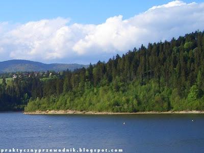 Pieniny Jezioro Czorsztyńskie