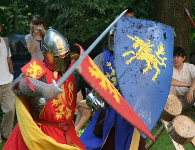 Pierścień świętej Kingi Dębno koło Tarnowa 2009