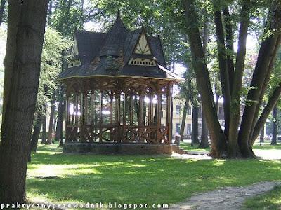 Szczawnica Park Dolny