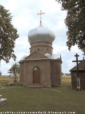 Cerkiew Świętego Równego Apostołom Włodzimierza Brzeźno
