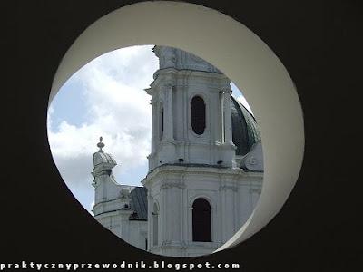 Górka Chełmska taras widokowy na dzwonnicy