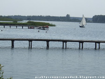 Zalew Husynne jezioro zbiornik