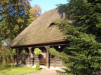 Skansen w Krakowie na Woli Justowskiej Karczma