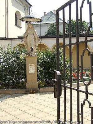 Klasztor Sióstr Bernardynek kościół świętego Józefa Kraków