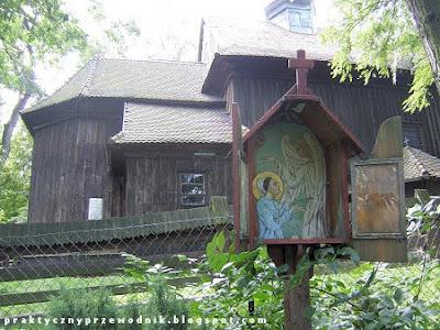 Wieliczka kościół św Sebastiana