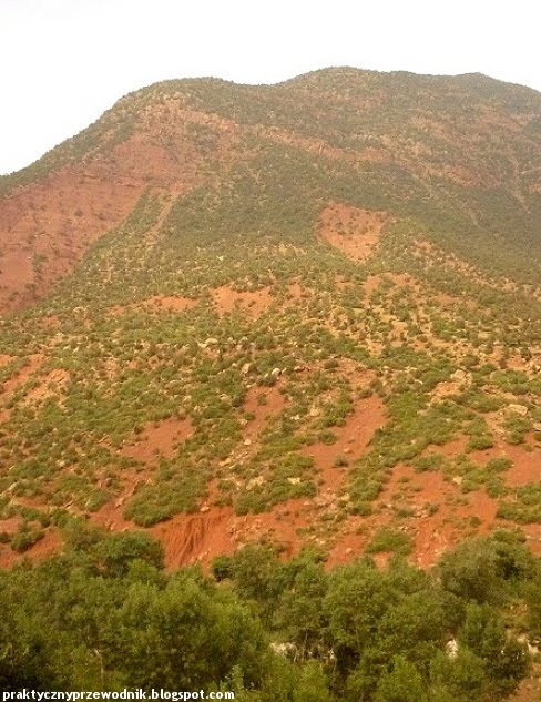 Maroko Góry Atlas zdjęcia