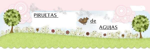 PIRUETAS DE AGUJAS