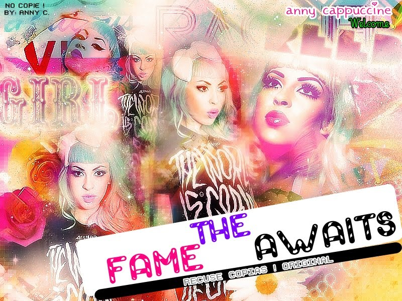 The Fame Awaits || Welcome !