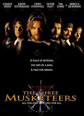 Os Tres Mosqueteiros