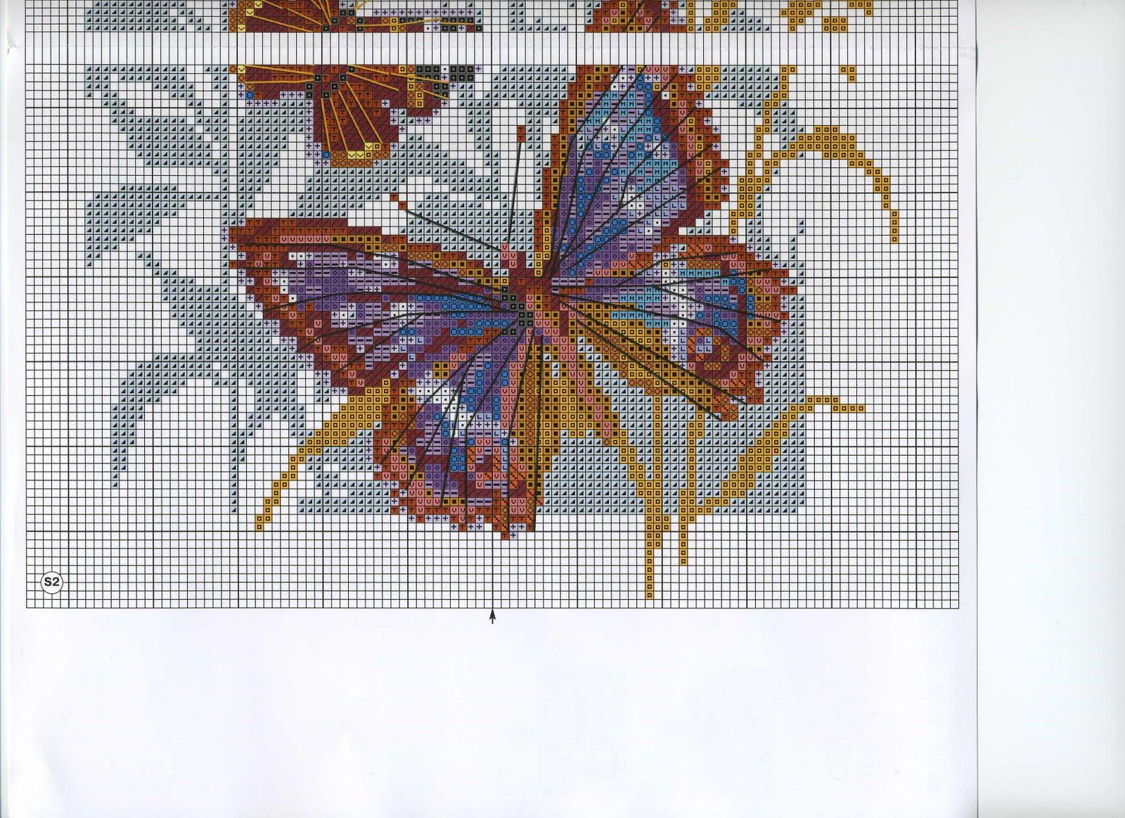 Купить раскраски по номерам по сюжету бабочки в Москве 43