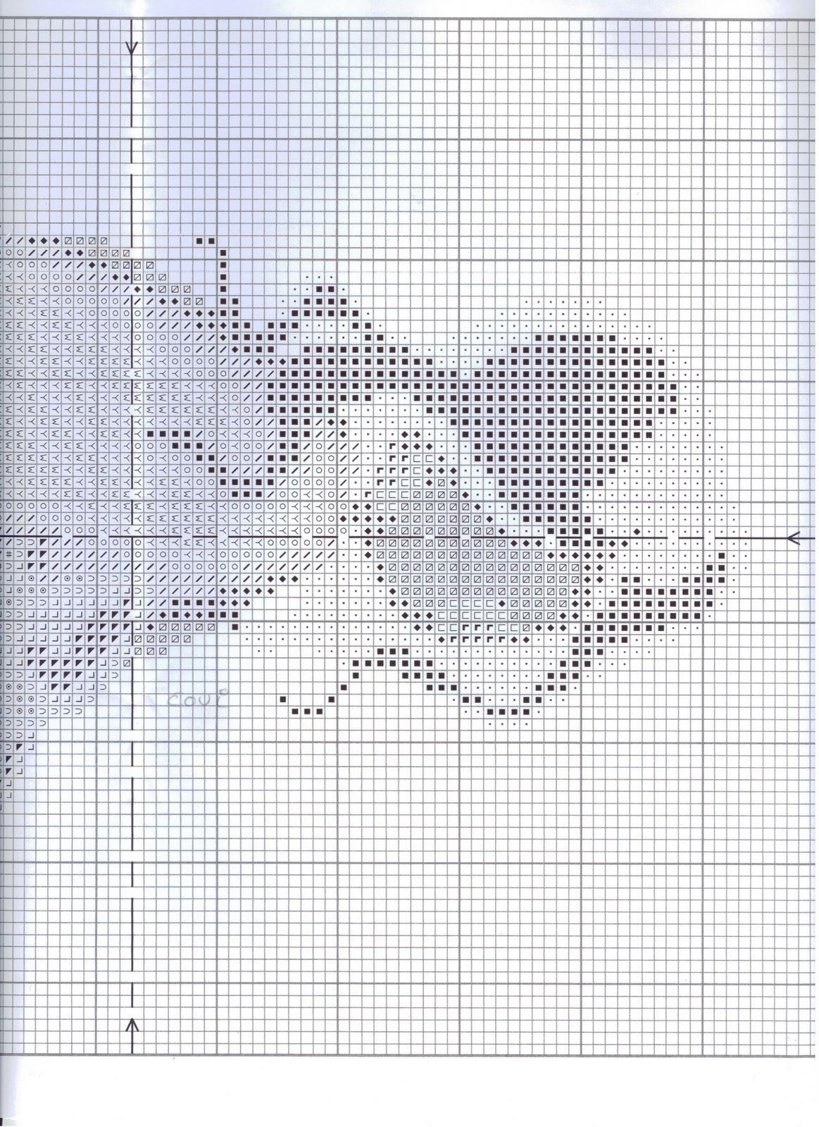 Схемы для вышивки крестом я тебя люблю