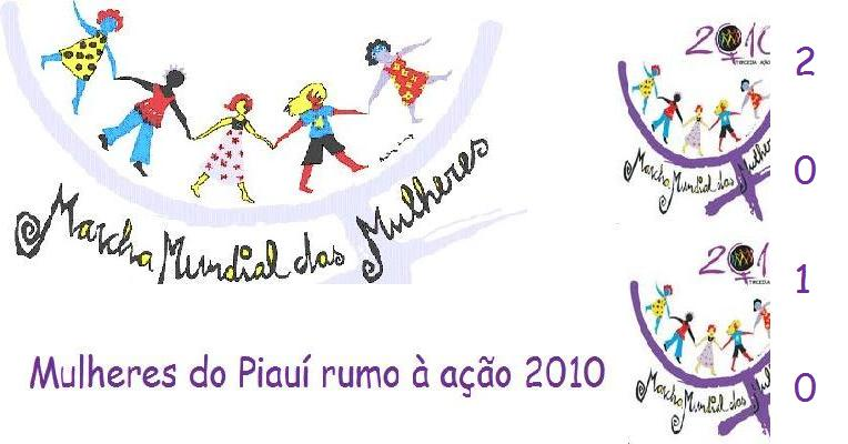 Marcha Mundial das Mulheres no Piaui