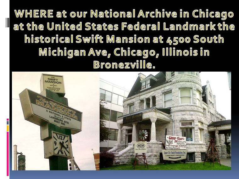 THE SWIFT MANSION HOME OF NATIONAL AFRICAN AMERICAN ELECTRONIC ARCHIVE